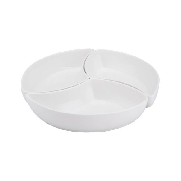 Picture of ISA Appetizer dish 3 pcs/set WT