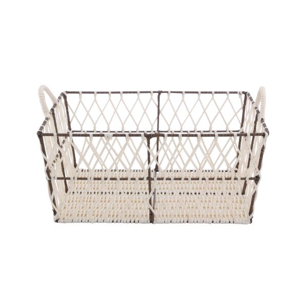 Picture of BODEN Basket 36x28x16 CR/BN