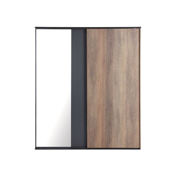 Picture of SEVERE Sliding doors 80cm.(2pcs) CMO/GY