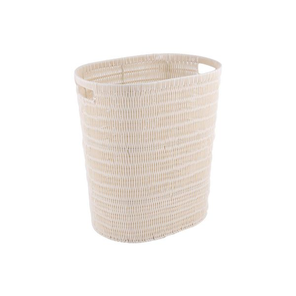Picture of BAROS Laundry basket 42x29x44.5cm. CR