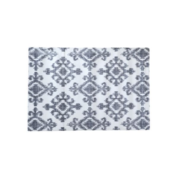 Picture of SENNEH Area Rug 120x180cm WT/DGY