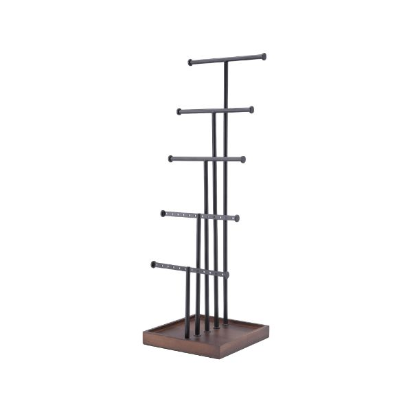 Picture of GEMMA JEWELRY HANGER BN