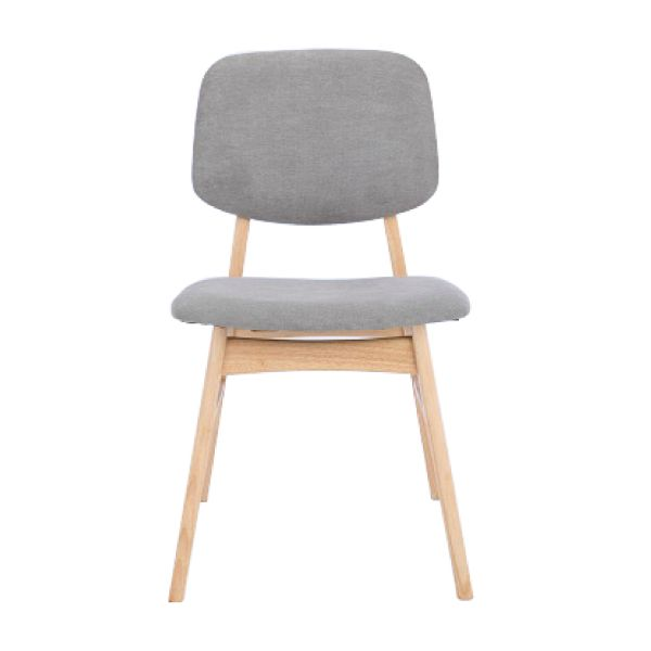 Picture of COLCOTT/L Wood dining chair NT/GY