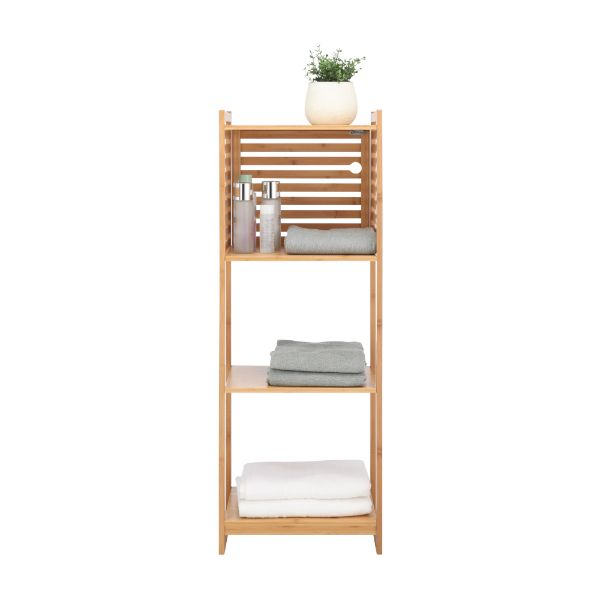 Picture of DAWN 3-Tier storage rack w/cabinet NT