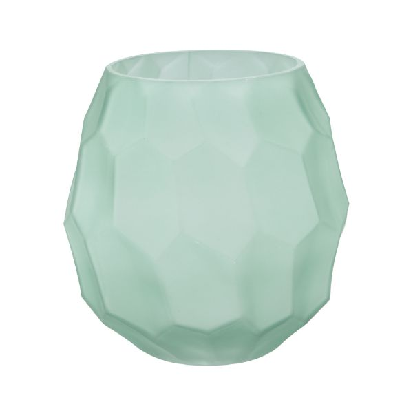 Picture of HARLEN Table vase  D17 H17cm LGN