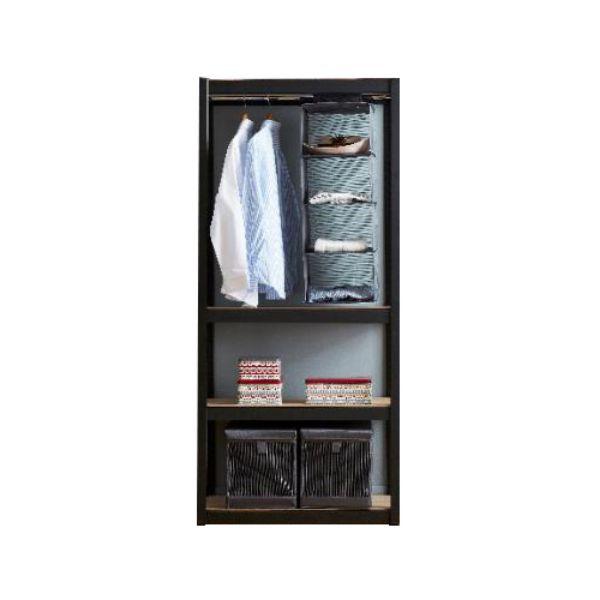 Picture of SPEEDRACK B Cloth rack 4 shelf BK