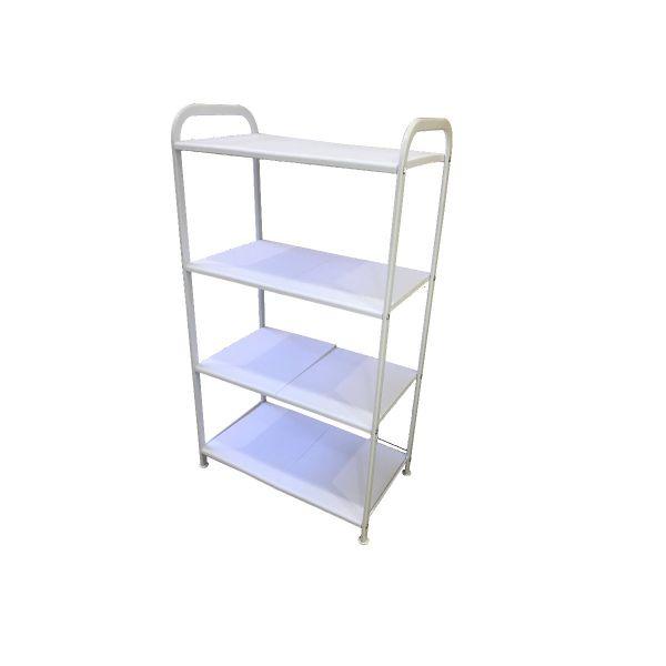 Picture of TORA 4 Tiers shelf 52x30x94 cm. WT