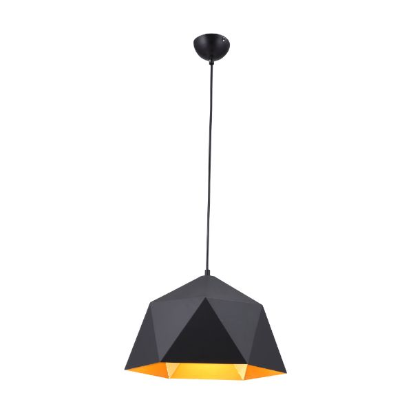 Picture of MORREN Pendant Lamp D38xH24cm BK