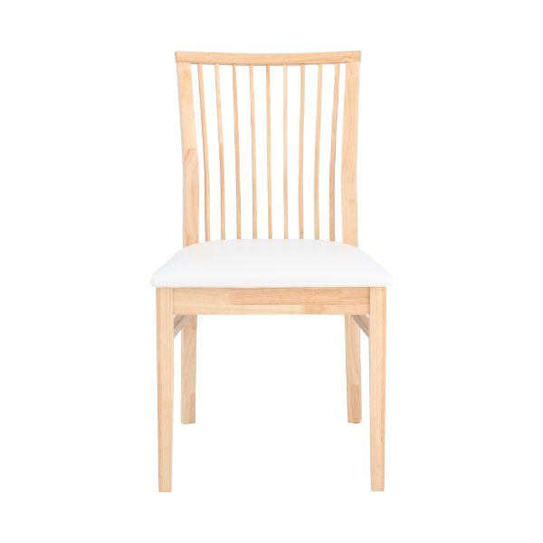 Picture of LIDIA/P Dining chair  NT/WT