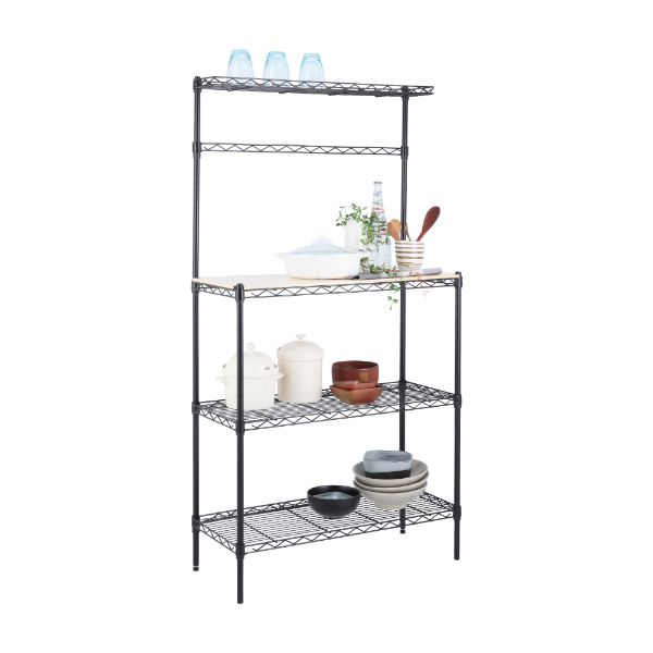 Picture of WIRENET Cooking Shelf #KC80-1 BK