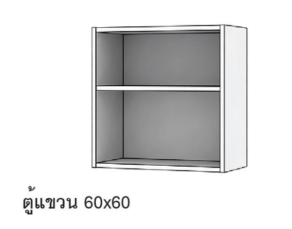 Picture of EXTREME Wall cabinet 60x60 CM LO