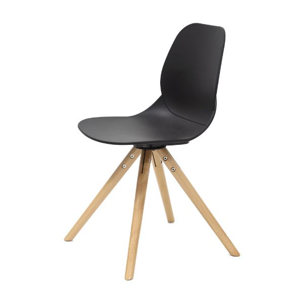 Picture of CHIMELO Dining chair BK/NT