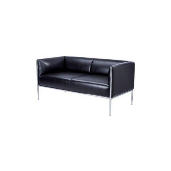 Picture of ARTEMIS Sofa 2 Seats PVC - BK