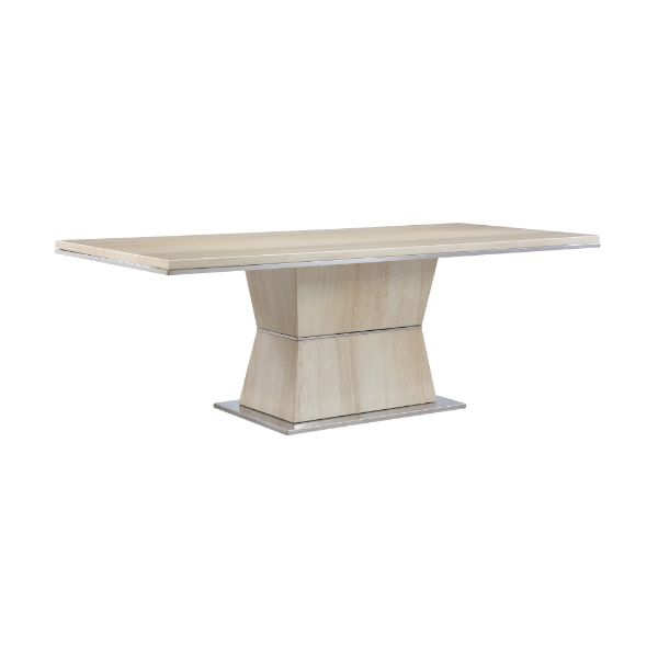 Picture of ZORELLA Marble dining table WT