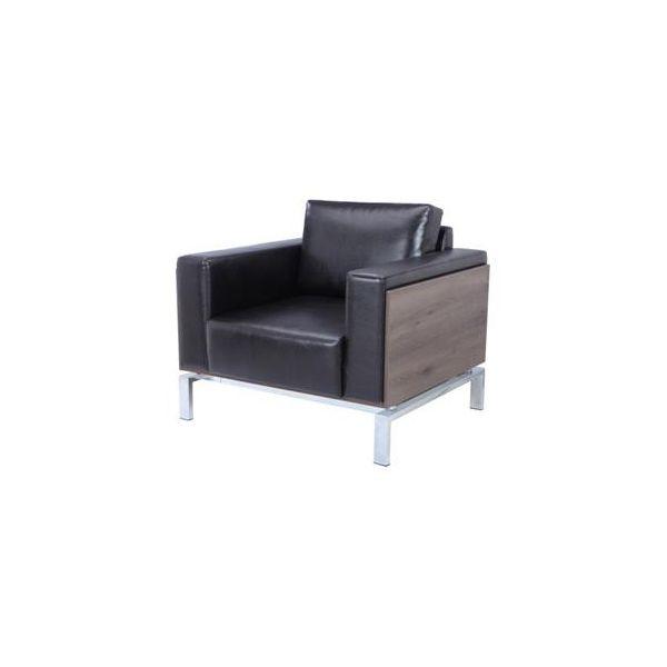 Picture of CRONOS Sofa 1 Seat PVC - DB