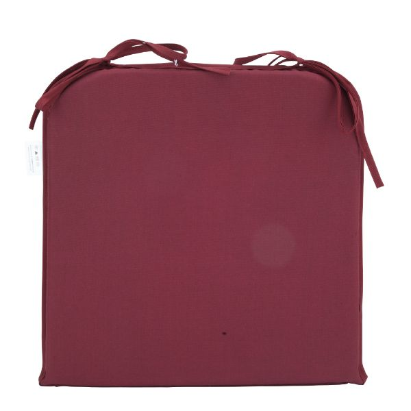 Picture of CHASTE Chair pad 36x37x3cm. RD