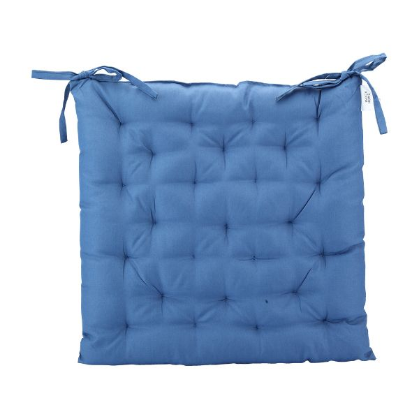 Picture of CUSH Chair pad 45x45x6cm. BL