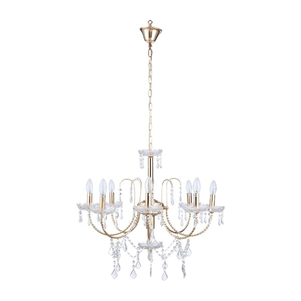 Picture of GILBERTO Chandelier GD