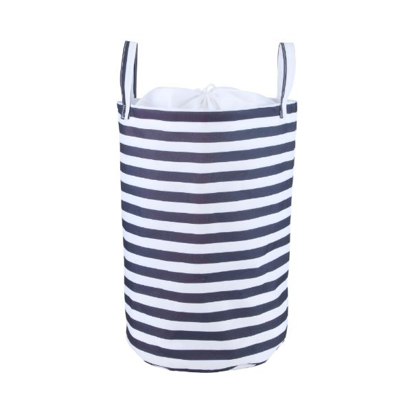 Picture of HYLEEN Laundry basket D34x52cm DBL/WT