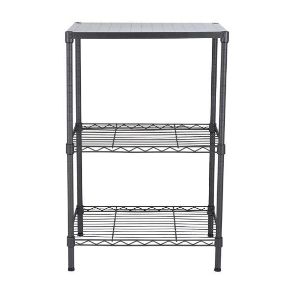 Picture of WELNET 3-Tier shelf 58x40x90 GY