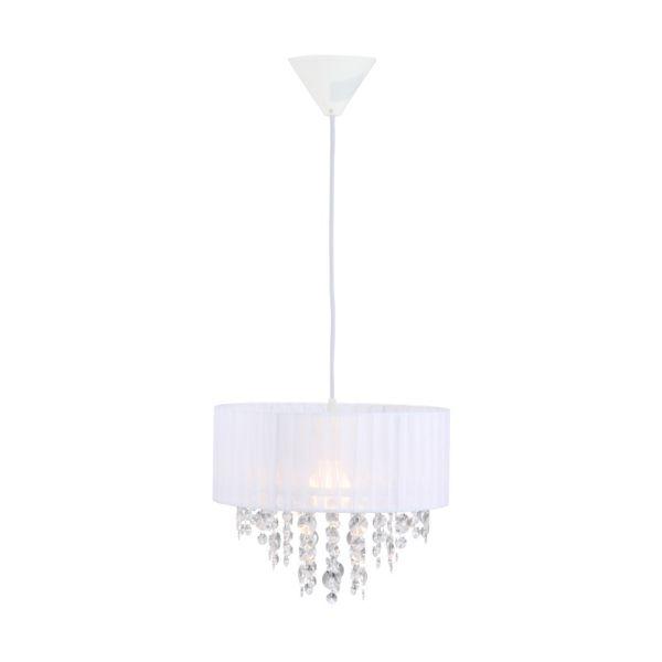 Picture of ESTIN Pendant Lamp 30x30x24cm WT/CG