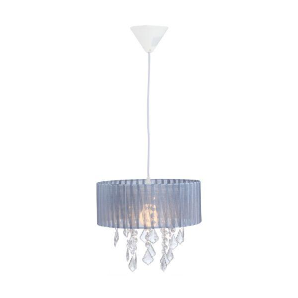 Picture of ESTON Pendant Lamp 30x30x25cm GY/CG