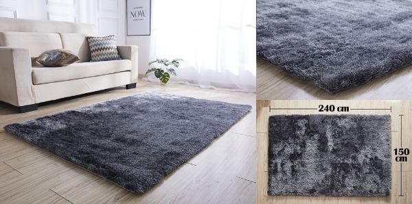 Picture of MARYN Area Rug  L 150x240cm GY