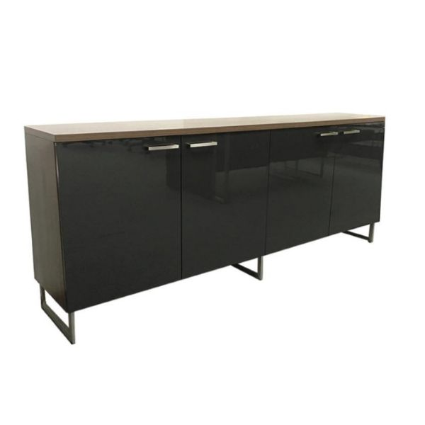Picture of NOBLE LOW CABINET  200*40*80 BRW