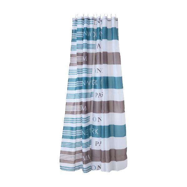 Picture of ALLAIN Shower curtain 180x180cm. MTC
