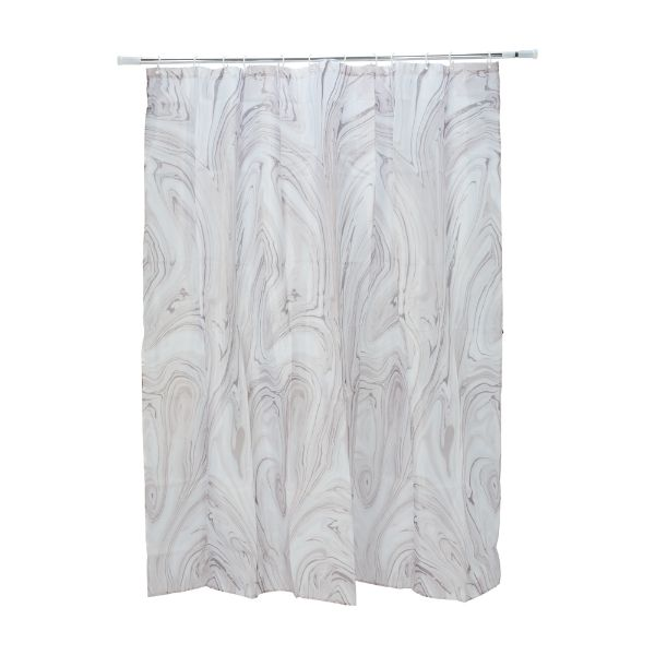 Picture of ABELA Shower curtain 180x180cm. WT