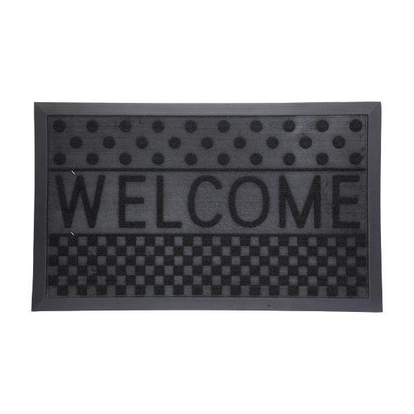 Picture of WELBEN Outdoor mat 45x75cm BK