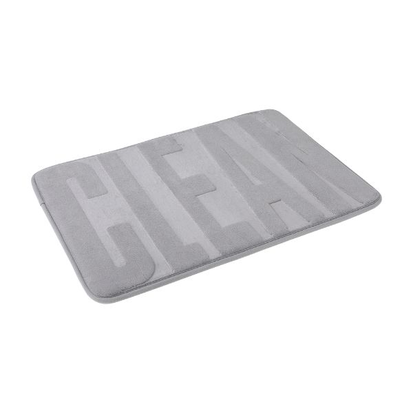Picture of CLEAN Memory foam Mat 43x61cm GY