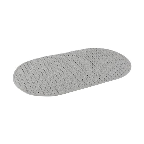 Picture of BELGO Anti-slip bath mat 69x39cm GY