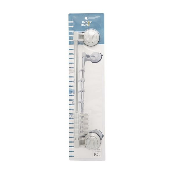 Picture of SUSSIE Suction towel rail 53x7x17.5 GY
