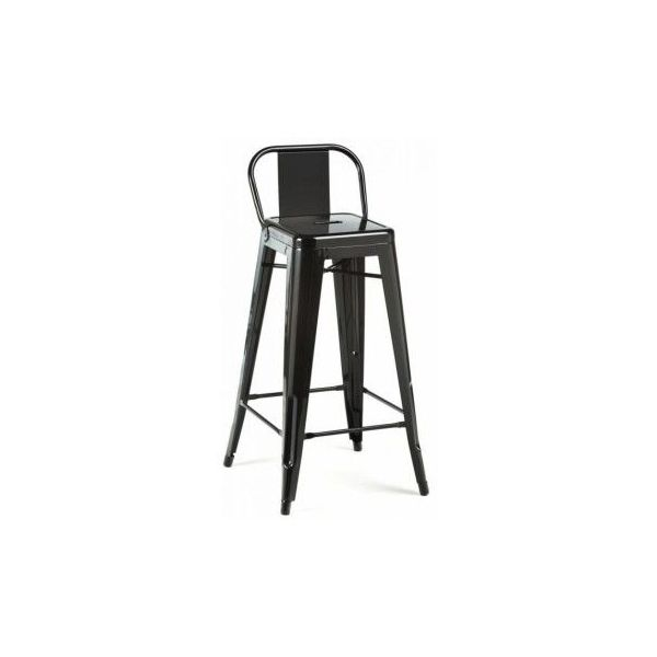 Picture of MC-011P bar stool MATT BN#C-233