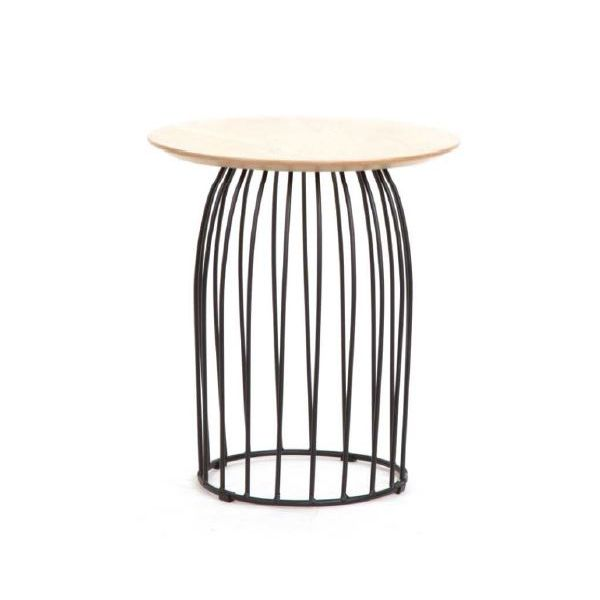 Picture of 5630-S side table NT 40x40cm