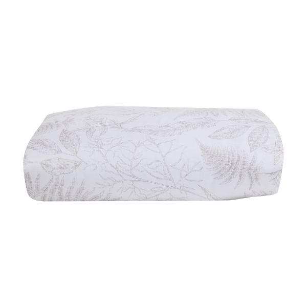 Picture of LEVERINE King Duvet cover WT/GY