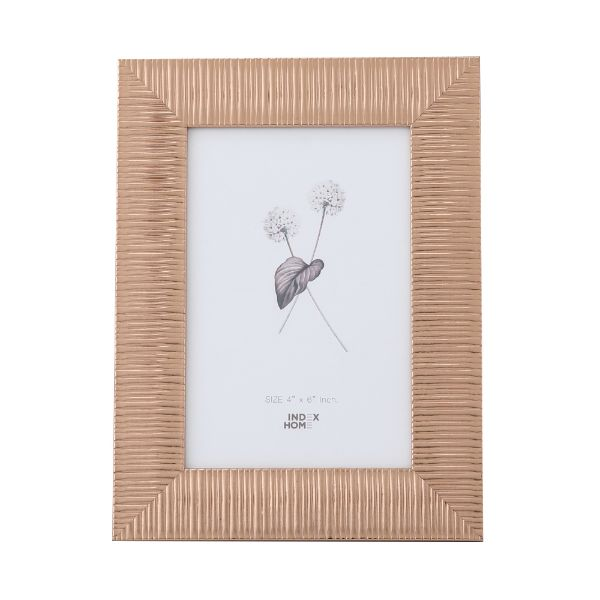 """Picture of OSWINE Photo frame 4""""x6"""" RG"""