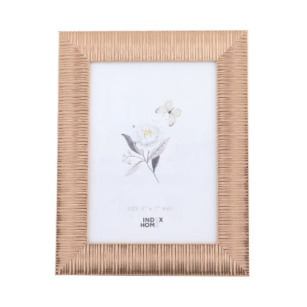 """Picture of OSWINE Photo frame 5""""x7"""" RG"""
