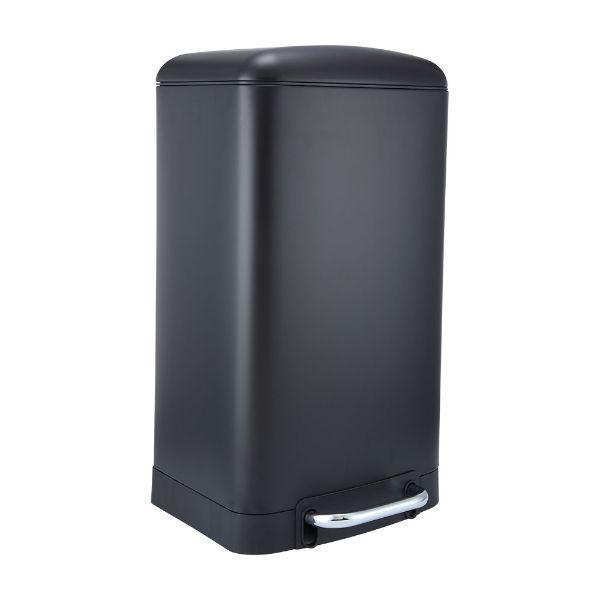 Picture of BENLA Step dustbin 30 L BK