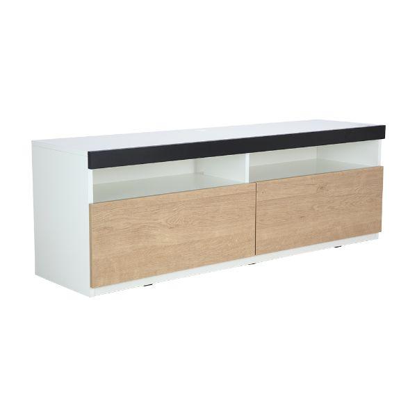 Picture of ORGANO TV Cabinet 150 CM BO/WT