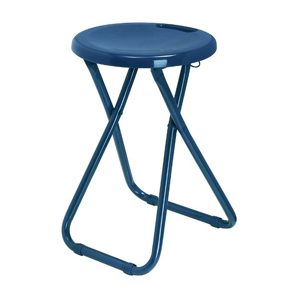 Picture of H-LOTTO/P Folding stool HG BL