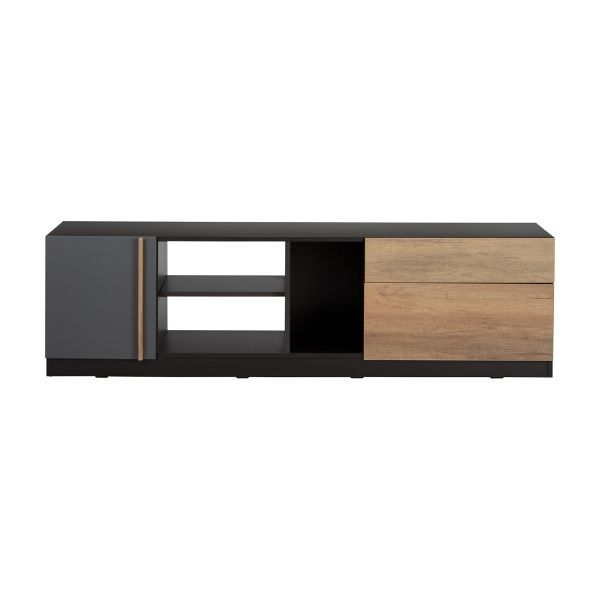 Picture of HARSH -P TV cabinet 160cm BKBN/CMO