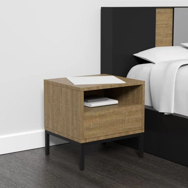 Picture of HARSH -P Night table 1 drawer CMO