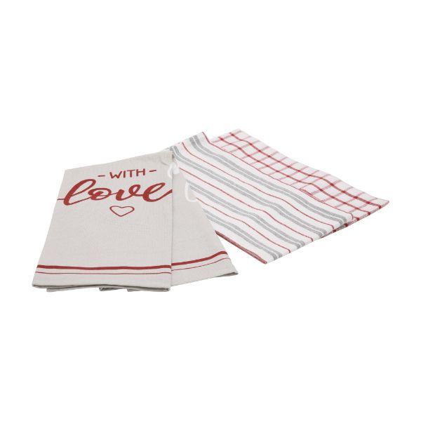 Picture of PARINA Dish towel 3 pcs/set 45x65cm MTC