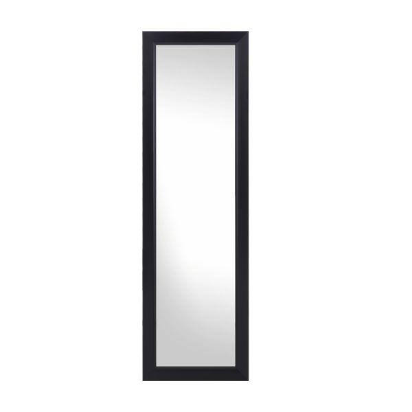 Picture of JAZPER Wall mirror 30x120cm. BK