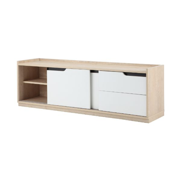 Picture of KARLSTAD TV cabinet 160 CM LO/WT